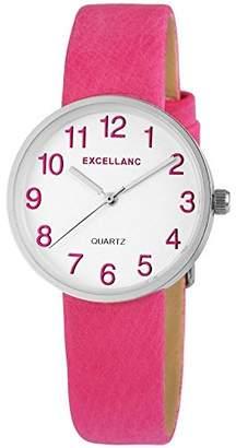 Excellanc Ladies'Watch XS Analogue Various Materials 195025500175 Quartz