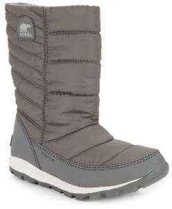 Sorel Whitney Quilted Boots