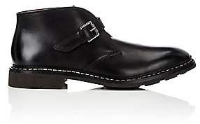 Heschung Men's Manioc Monk Boots - Black