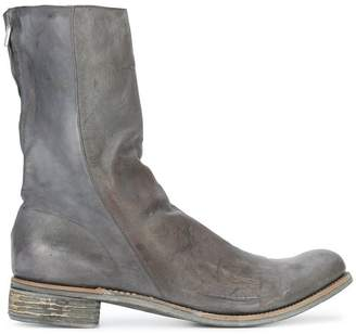 A Diciannoveventitre Kangaroo distressed boots