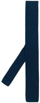 Prada embroidered tie