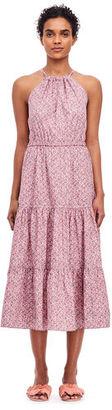 La Vie Meadow Floral Dress $295 thestylecure.com