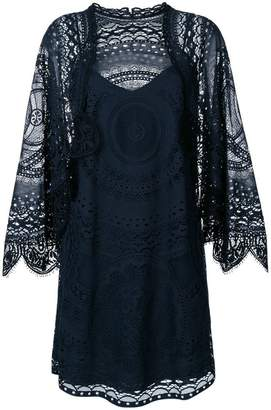 Chloé lace shift dress