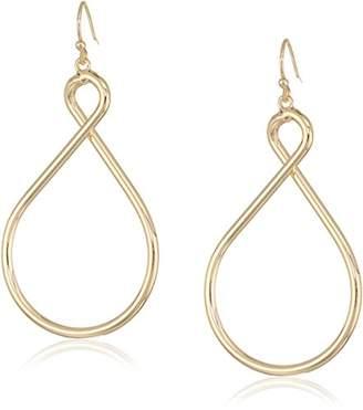 T Tahari Hoops Women's Looped Hoop Earrings On Fishwire