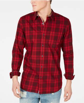 American Rag Men Jon Plaid Shirt