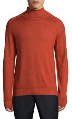 Etro Long-Sleeve Wool Sweatshirt