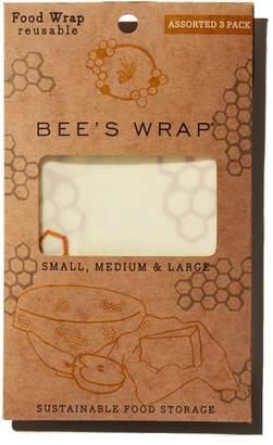 Honeycomb Food Storage Wraps, Set of 3
