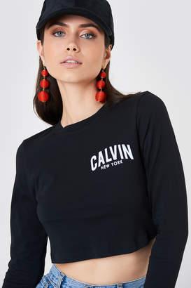 Calvin Klein Tuz-4 Crew Neck Tee
