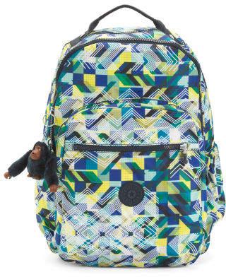 Seoul Large Nylon Backpack