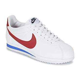 online store 87d70 74bf1 Nike Women s Classic Cortez Leather Running Shoes