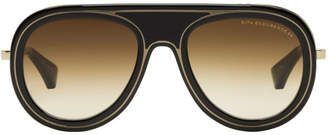 Dita Black and Gold Endurance 88 Sunglasses