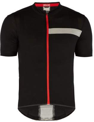 Ashmei - Technical Short Sleeved Cycling Jersey - Mens - Black