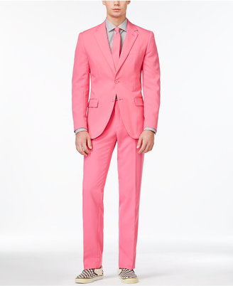 OppoSuits Mr. Pink Slim-Fit Suit and Tie $99.99 thestylecure.com