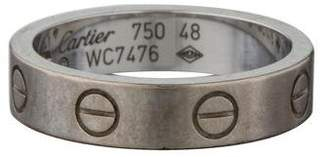 Cartier LOVE Diamond Wedding Band