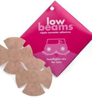 Commando Low Beams Nipple Concealer Adhesives