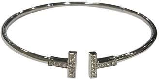 Tiffany & Co. T white gold bracelet