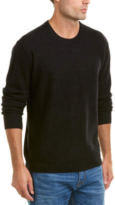 Vince Oversized Cashmere Crew Sweater