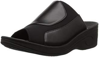 Easy Street Shoes Women's Slight Wedge Sandal
