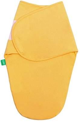 Lulando LULANDO Swaddle Bag for Newborns Growbag Swaddle Blanket Sleeping Bag 100% Cotton for Boys and Girls Yellow