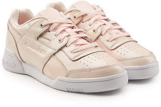 Reebok Workout Plus Patent Leather Sneakers