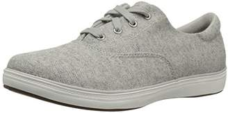 Grasshoppers Women's Janey Ii Wool Herringbone Fashion Sneaker
