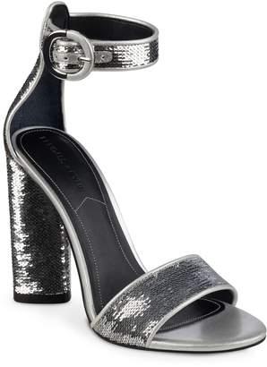 KENDALL + KYLIE Giselle Sparkle High Heel Sandals