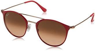 Ray-Ban Steel Unisex Round Sunglasses