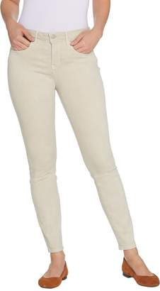 NYDJ Ami Color Skinny Legging Jeans -Feather