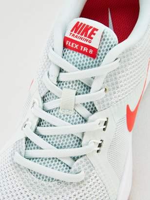 Nike Flex Trainer 8 - Grey/Red