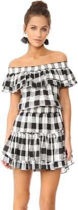 MISA Marielle Dress $233 thestylecure.com