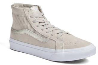 Women's Vans 'Sk8-Hi Slim' Sneaker $74.95 thestylecure.com