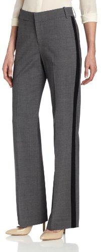 Rachel Roy Collection Women's Tropical Wool Side Stripe Pant