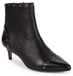 AVEC LES FILLES Saint Leather Booties