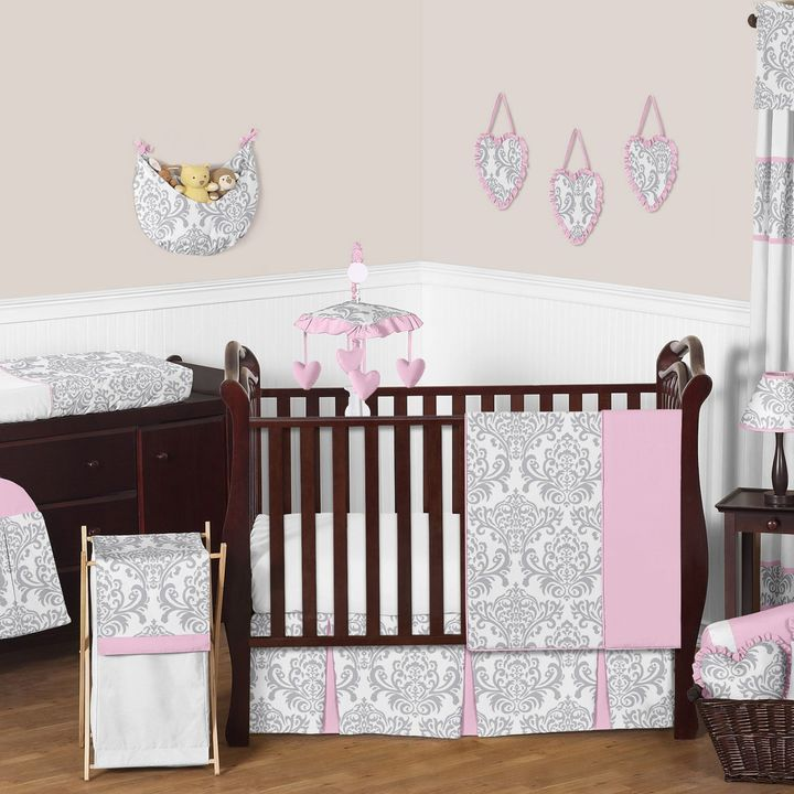JoJo Designs Sweet Elizabeth Crib Bedding Collection
