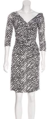 Diane von Furstenberg Bentley Silk Dress w/ Tags