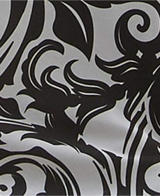 "Colcha Linens Scrollwork Bedskirt 15""-California King Bedding"