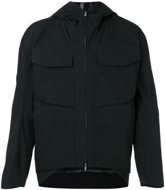 The Viridi-anne hooded sports jacket