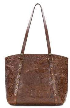 Patricia Nash Firenze Leather Tote