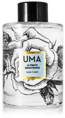UMA Oils Ultimate Brightening Rose Toner, 4.0 oz./ 118 mL