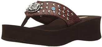 Volatile Women's Coralee Wedge Sandal
