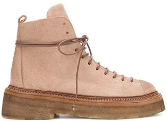 Marsèll thick sole combat boots
