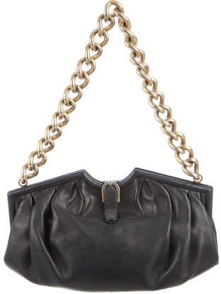 Jimmy ChooJimmy Choo Leather Shoulder Bag