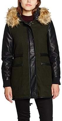 LTB Women's Nemopi Coat Jacket,8 (Manufacturer Size: XS)