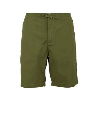 Barbour Bay Ripstop Shorts Colour: GREEN, Size: MEDIUM