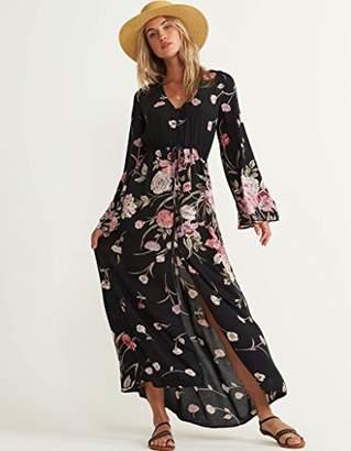 Billabong Women's Desi Kimono Dress