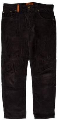 Missoni Corduroy Flat Front Pants