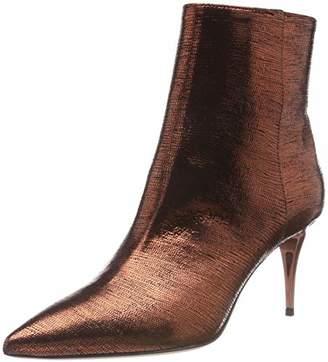 Sebastian Professional Sebastian Women's S7800 Ankle Boots, Brown LAM.RAME