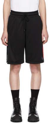 Marcelo Burlon County of Milan Black NBA Band Shorts