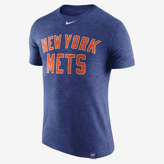 Nike Tri-Blend DNA (MLB Mets) Men's T-Shirt