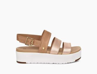 UGG Braelynn Metallic Sandal